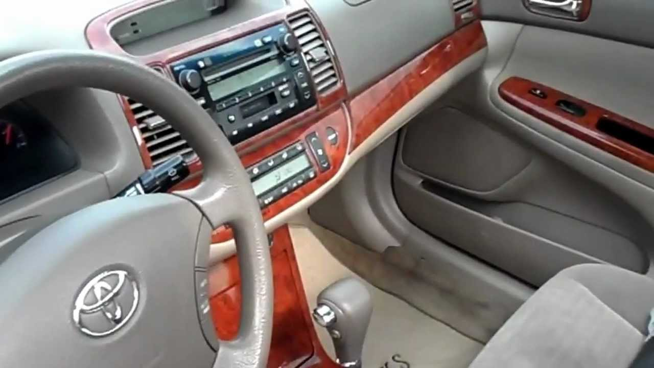 2005 toyota camry on 20 39 s youtube. Black Bedroom Furniture Sets. Home Design Ideas