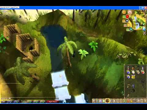 2011 Runescape Agility Guide to 99 with Commentary {Awsome}