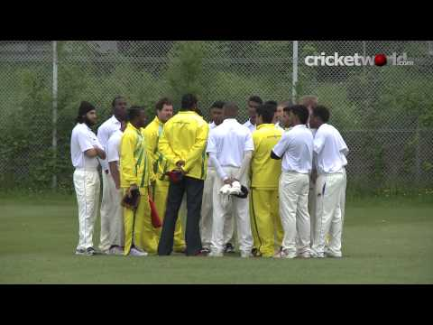 Cricket TV - Chris Gayle Talks About Launching His Academy In London - Cricket World TV