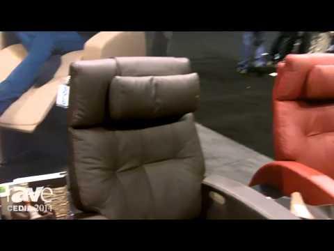 CEDIA 2014: Positive Posture Showcases the Luma Zero Gravity Chair