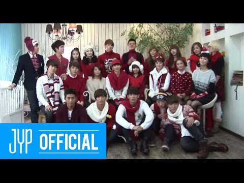 [Special Clip] It's JYP Nation~!!