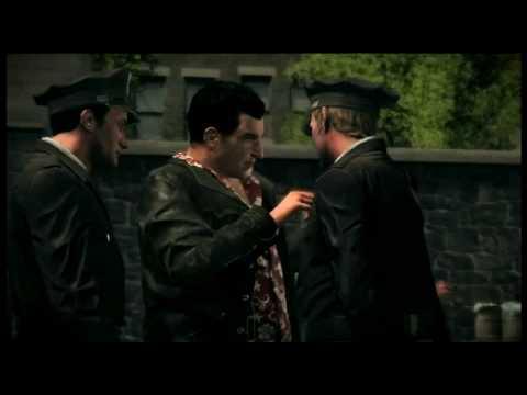 Mafia II - Trailer - GDC 2010 [playback.pl]