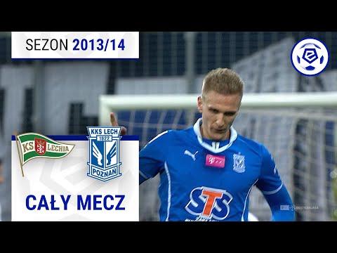 Lechia Gdańsk - Lech Poznań [1. Połowa] Sezon 2013/14 Kolejka 12