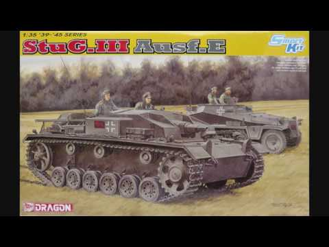 1/35 Dragon Stug.III Ausf.E Kit# 6688