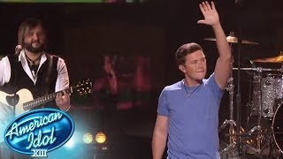 "Top 3 Results - Scotty McCreery ""Feelin' It"" - AMERICAN IDOL XIII"