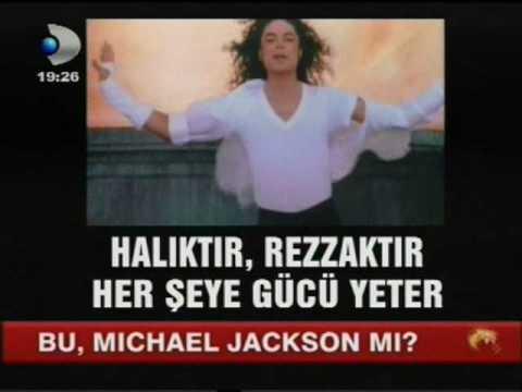 MICHAEL JACKSON mu Gizemli ilahi SOYLUYOR? haber video KANAL D