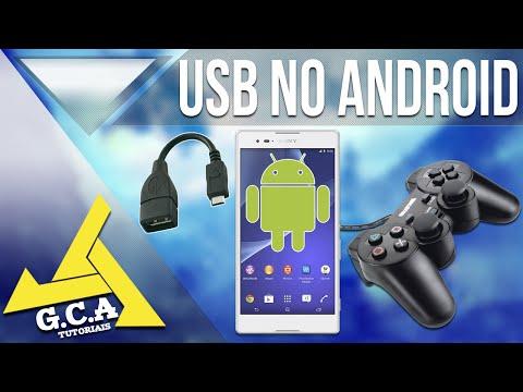 Como configurar controle (USB) no Android e jogar qualquer Jogo - Atualizado 2016/2017
