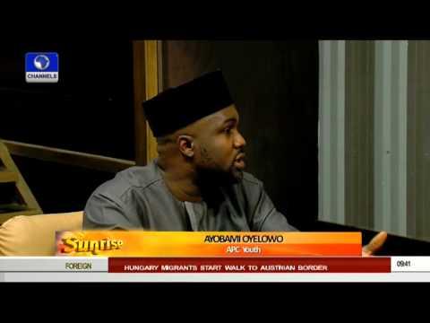 Sunrise: Analysing Buhari's 100 Days In Office Pt 3