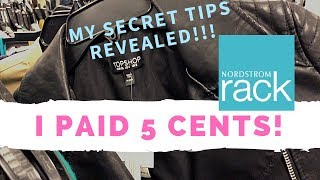 HOW TO SHOP NORDSTROM RACK - ALL MY SECRETS REVEALED!!!