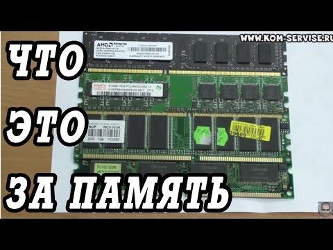 Как определить тип оперативной памяти на компьютере.  Установка модуля.