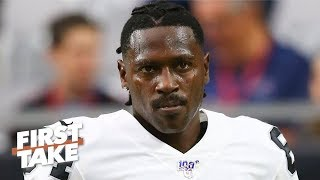 Should the Raiders regret trading for Antonio Brown? | First Take