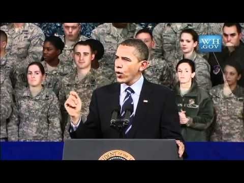 President Obama Observes Veterans Day in South Korea