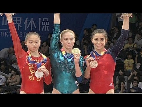 Ksenia Afanaseva surprise world champ