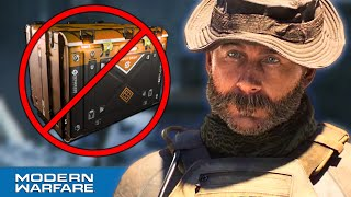 NO SUPPLY DROPS in Post-Launch Content for Modern Warfare Explained