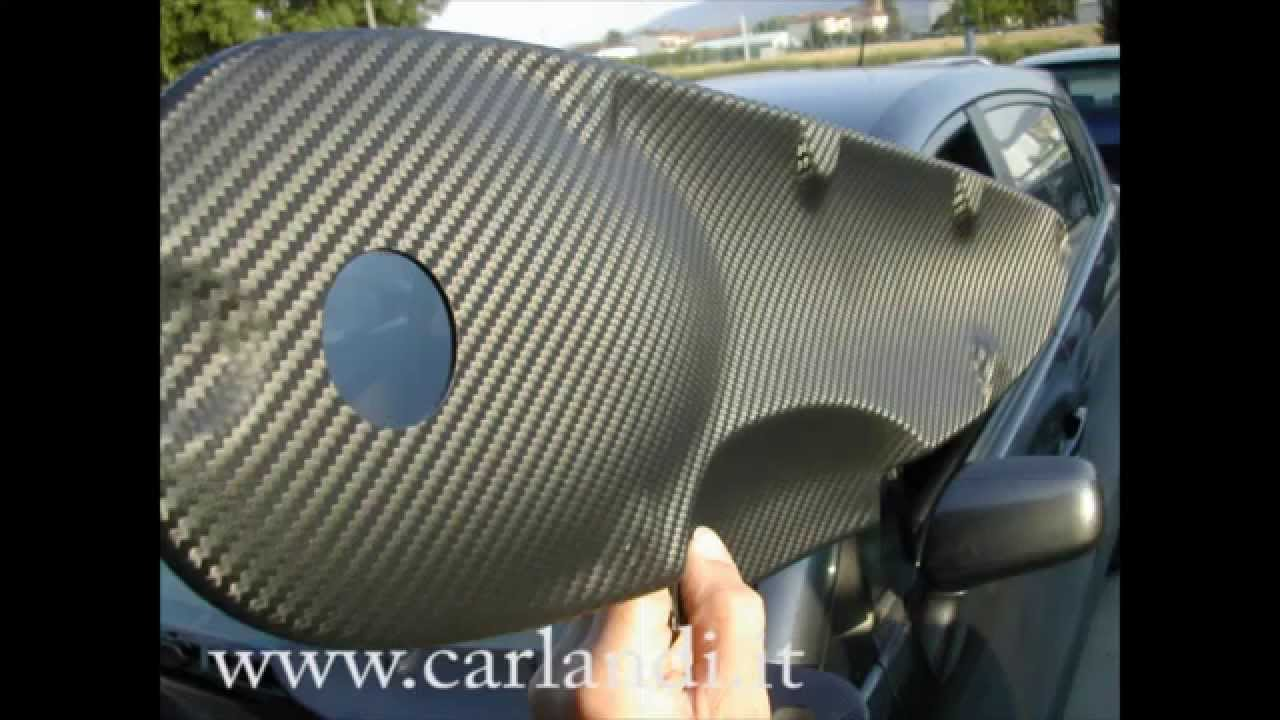 Pellicola Wrapping 3m Car Wrapping 3m-dinoc Effetto