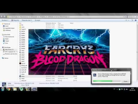 Far Cry 3 Blood Dragon Download + Install + Error Fix