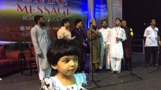 Bangla Islamic song. Tareq manowar Muna convention 2015 New York