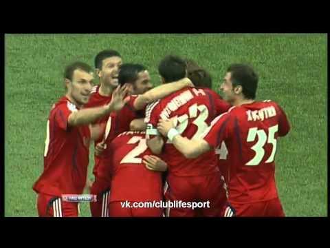 Мордовия 2-1 Спартак