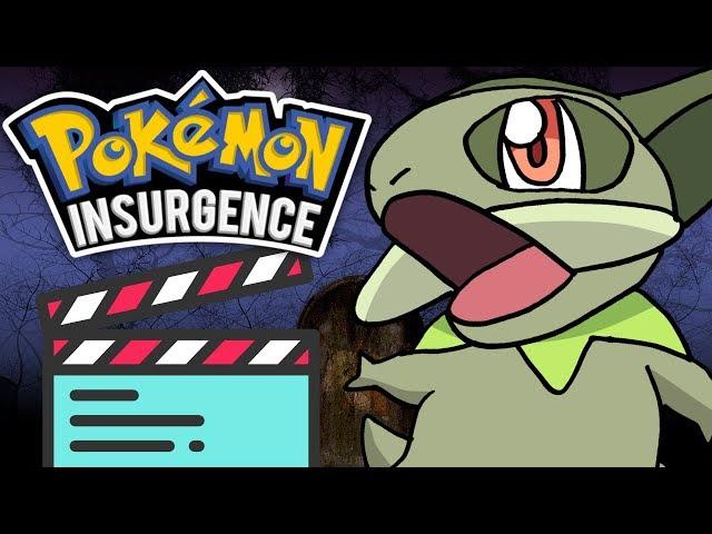 ZOSTAŁEM GWIAZDĄ KINA AKCJI! :D - Let's Play Pokemon Insurgence #7