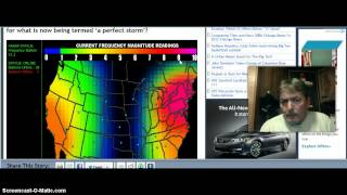 Breaking ALERT! HAARP 9.1 Magnitude! WARNINGS For New York! East Coast! Perfect Storm!