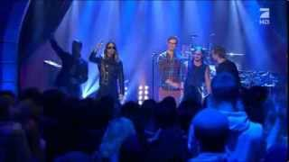 30 Seconds to Mars Video - 30 Seconds to Mars live bei Circus HalliGalli (2013) !