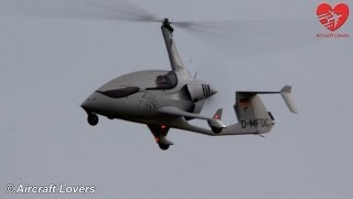 Arrowcopter AC-10 [D-MFDC] Arrival│ILA 2014 Berlin Air Show