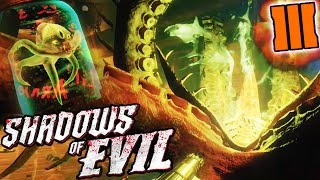 Black Ops 3 Zombies Shadows of Evil | NEW Monkey Bombs Black Ops 3 Zombies (BO3 Zombies)