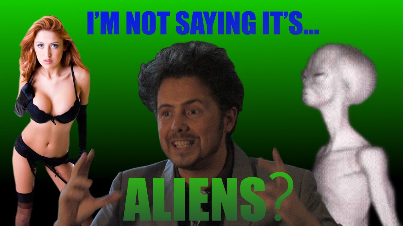 Ancient Alien Parody Ancient Aliens Parody