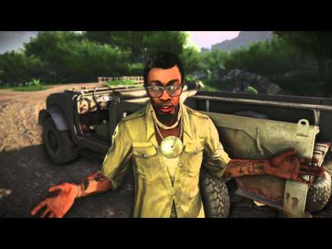 Far Cry 3 launch trailer