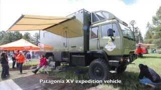 One seriously bad ass RV by global expedition vehicles :Overland Expo