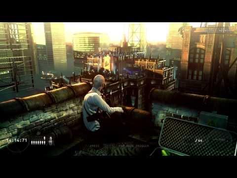 Hitman: Sniper Challenge - Голубиный убийца