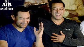 AIB KNOCKOUT ROAST new video ft Aamir Khan & Salman Khan RELEASED