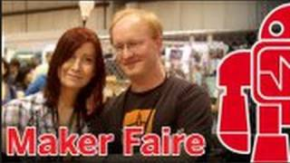 The Ben Heck Show - Creating a 3D Printer for Maker Faire!