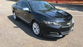 2015 Chevrolet Impala LTZ Used Cars - Kernersville,NC - 2019-08-18