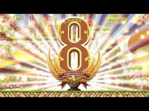 8th Work Anniversary 8th Work Anniversary Eight
