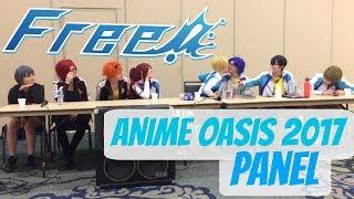 Free! Iwatobi Swim Club Panel | Anime Oasis Premium 2017