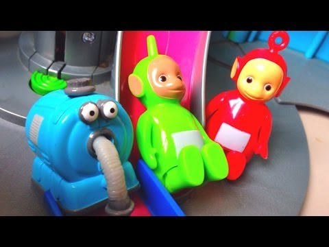 teletubby playset how to save money and do it yourself