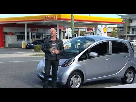 Zoom TV on 7mate Ep. 9 - Mitsubishi i-MiEV Pt. 2
