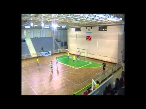 14/15 Feminino - Sporting(10) x Carnide(1)