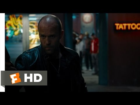 The Expendables (12 12) Movie Clip - Knife Throwing Poetry (2010) Hd video