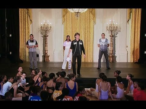 The White House Dance Series: Student Dance Workshop