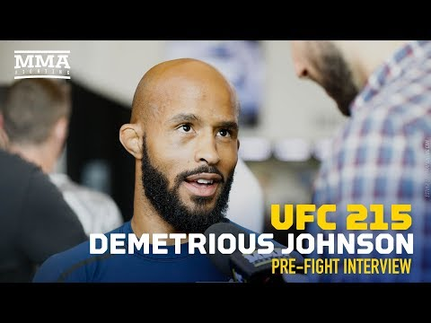 Demetrious Johnson Says He's More Popular After UFC Drama, Thinks It's 'Stupid'