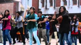 In Association with Pavilion, BUET students' Dance Performance with 'T20 World Cup '14 Theme Song'