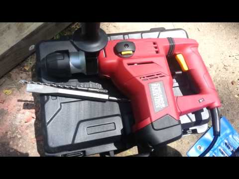 harbor freight hammer drills