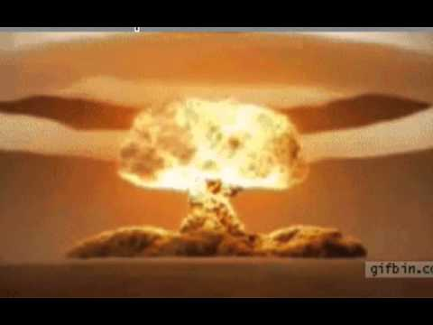 Cartoon Gifs With Sound Atom Bomb Gif With Sound