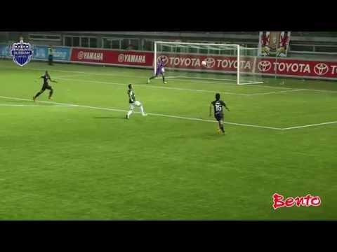 ไฮไลท์ โตโยต้า ไทยพรีเมียร์ลีก 2014 บางกอกกล๊าส เอฟซี 3-0 บุรีรัมย์ ยูไนเต็ด