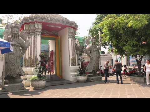 Entrance and Tickets, Wat Pho, Bangkok