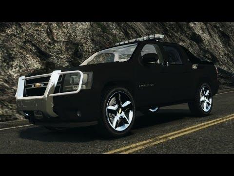 Chevrolet Avalanche 2007 [ELS]