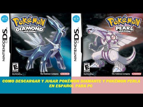 Descargar Pokémon Diamante y Pokémon Perla para PC