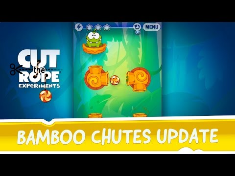 Cut the Rope: Experiments APK Cover